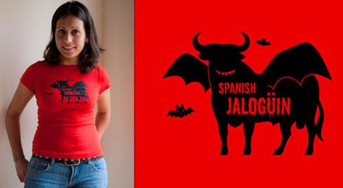 halloween-spanish-camiseta